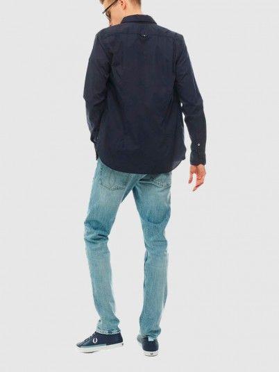Camisa Homem Slim Calvin Klein