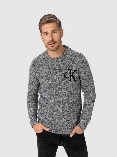 Camisola Homem Twisted Calvin Klein