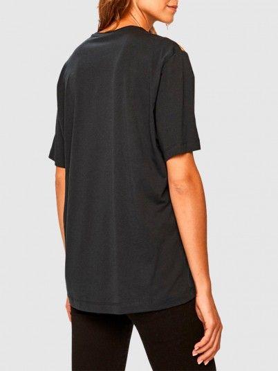 T-Shirt Mulher Love Moschino