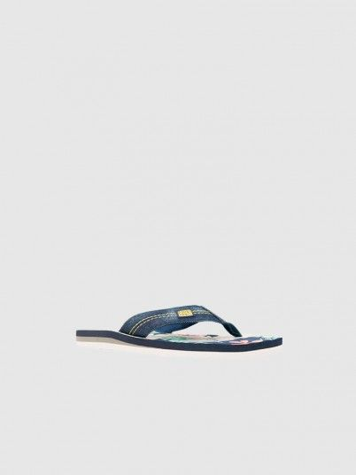 Flip Flops Boy Dark Blue Gioseppo