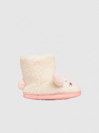 Boots Girl White Gioseppo