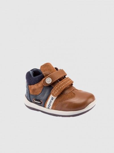 Boots Baby Boy Brown Mayoral