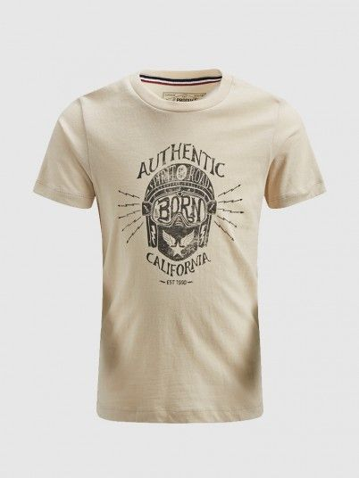 T-Shirt Menino Auk Produkt