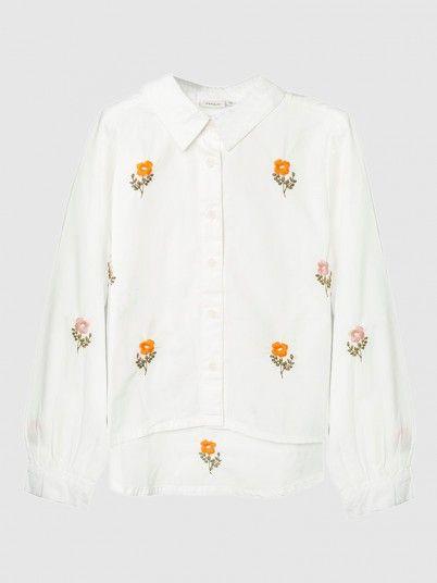 Camisa Menina Nete Name It