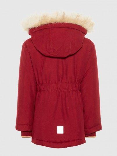 Jacket Girl Bordeaux Name It