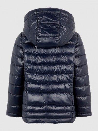 Jacket Girl Navy Blue Name It