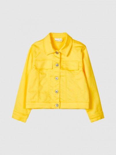 Jacket Girl Yellow Name It