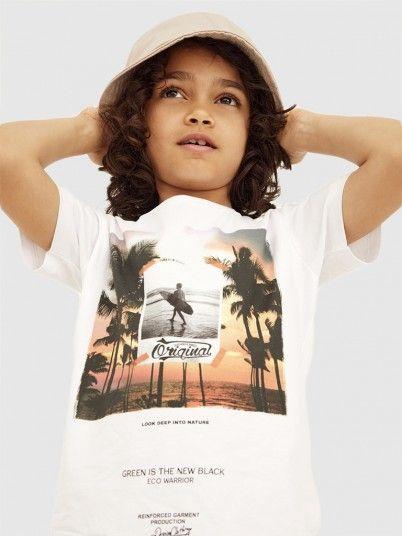 T-Shirt Menino Jace Name It