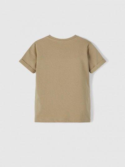 T-Shirt Menino Jacob Name It