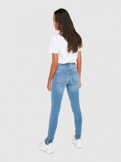 Jeans Mulher Shape-Up Pieces
