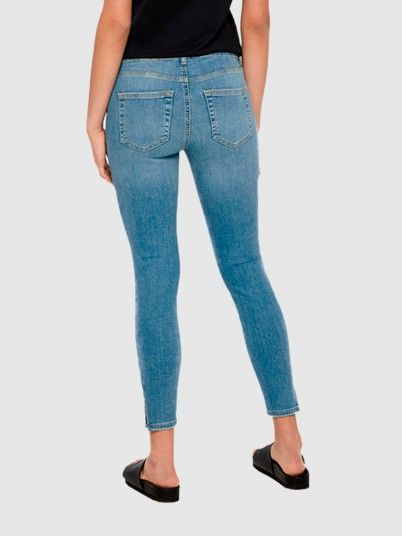 Jeans Mulher Delly Pieces