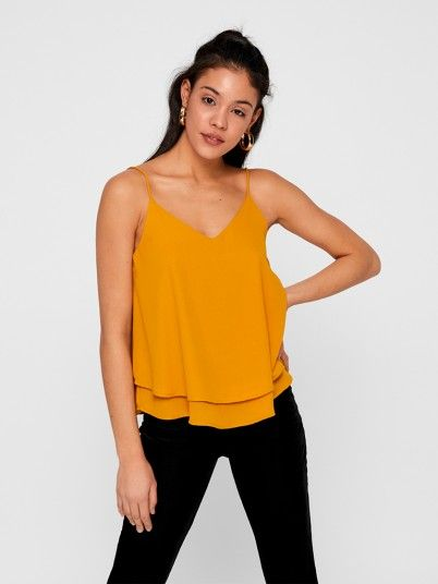 Top Mulher Bodil Pieces