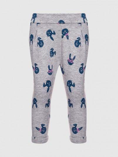 Pants Girl Grey Name It