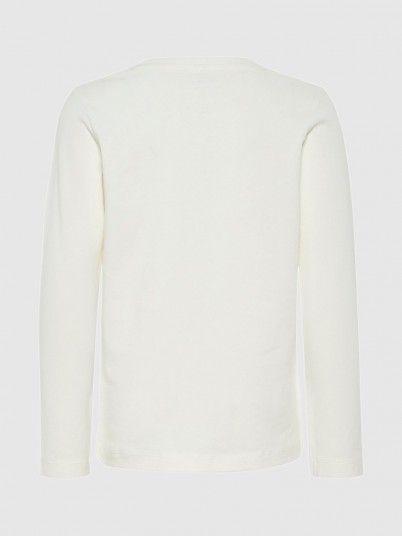 Sweatshirt Boy White Name It