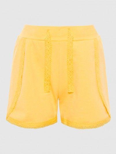 Shorts Girl Yellow Name It