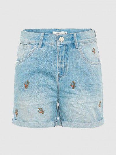 Shorts Girl Light Jeans Name It