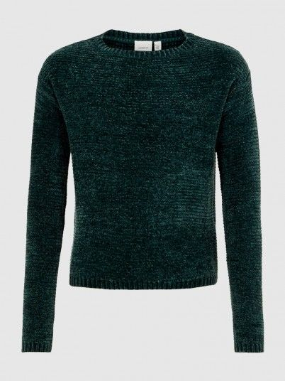 Knitwear Girl Green Name It