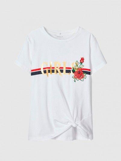 T-Shirt Menina Barbra Name It
