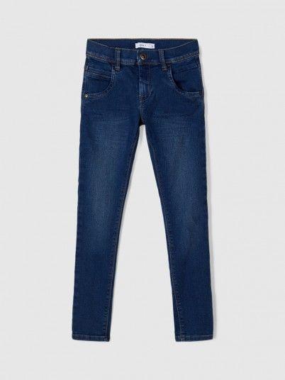 Pants Boy Dark Jeans Name It