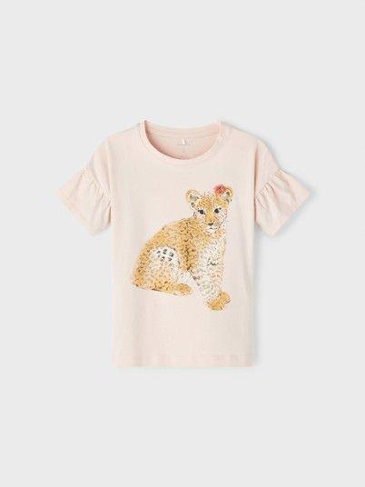 T-Shirt Menina Jali Name It