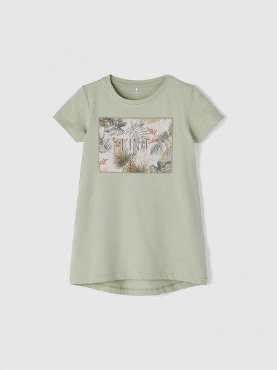 T-Shirt Menina Jacka Name It