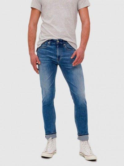 Jeans Homem Austin Tommy Jeans