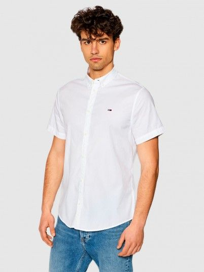 Camisa Homem Loghtweight Tommy Jeans