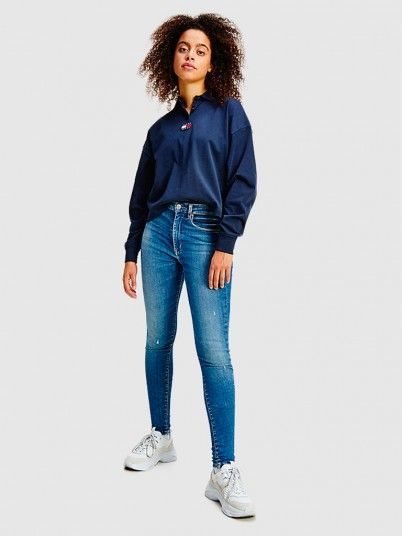 Jeans Mulher Sylvia Tommy Jeans