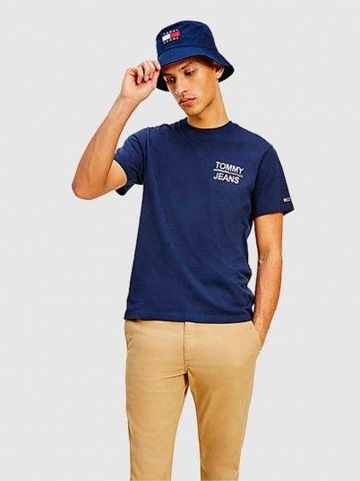 T-Shirt Homem Bold Tommy Jeans