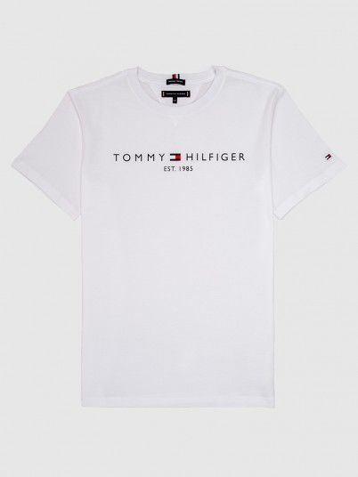 T-Shirt Menino Essential Tommy Jeans
