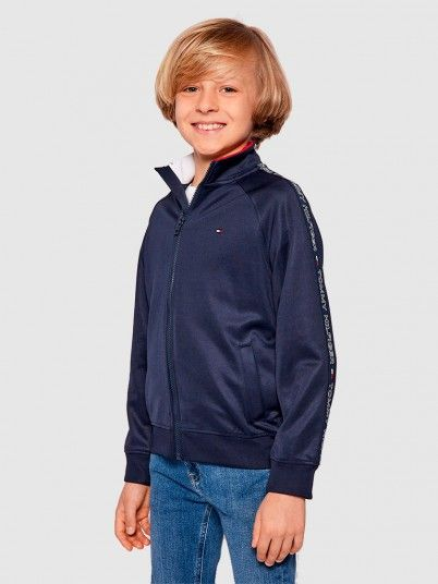 Casaco Menino Track Suit Tommy Jeans