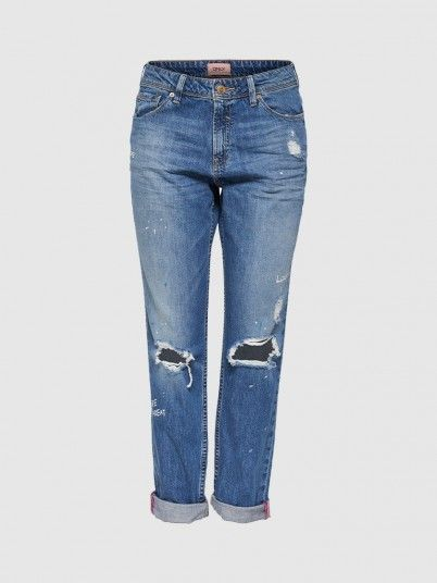 Jeans Mulher Lima Bf Only