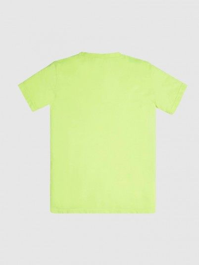 T-Shirt Menino Unisex Ss Guess