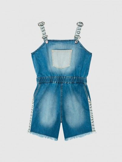 Overall Girl Jeans Guess