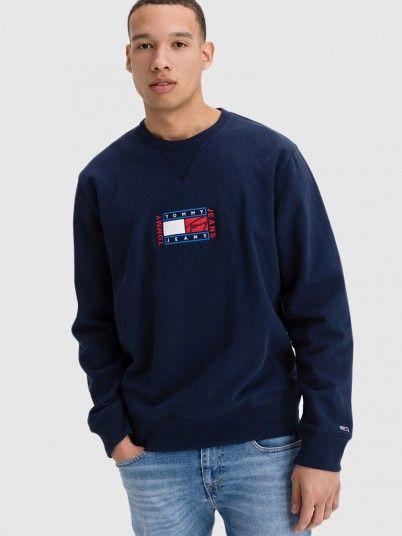 Sweatshirt Homem Timeless Tommy Jeans