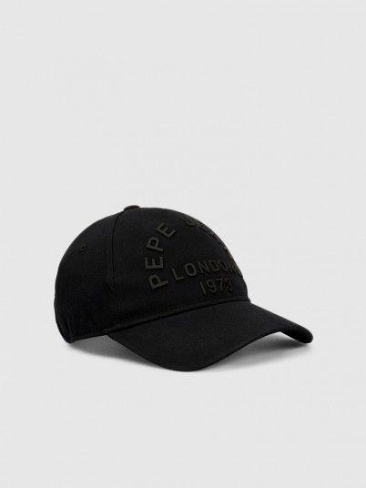 Hat Man Black Pepe Jeans London