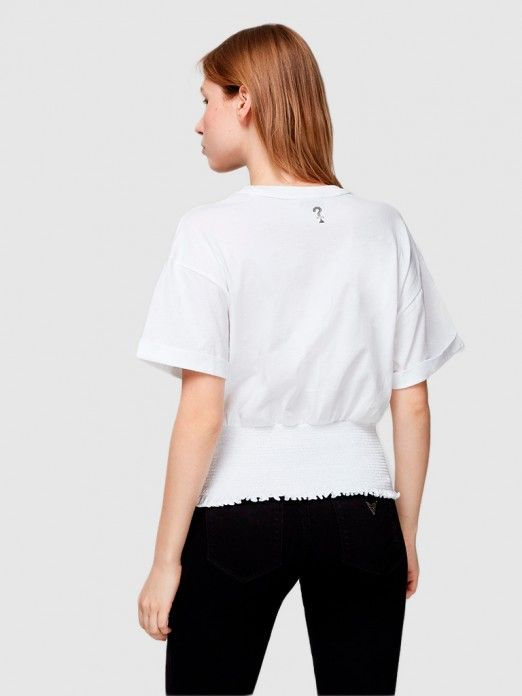 T-Shirt Mulher Winifred Guess
