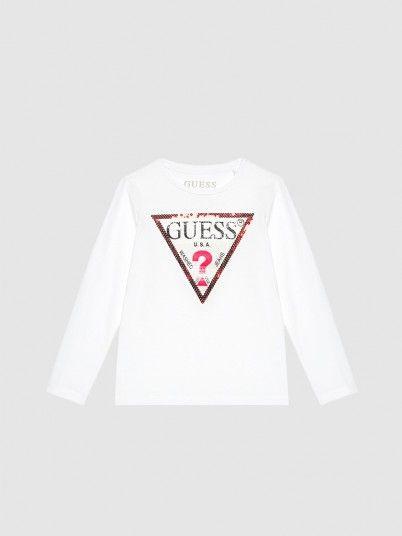 Sweatshirt Menina Ls Guess
