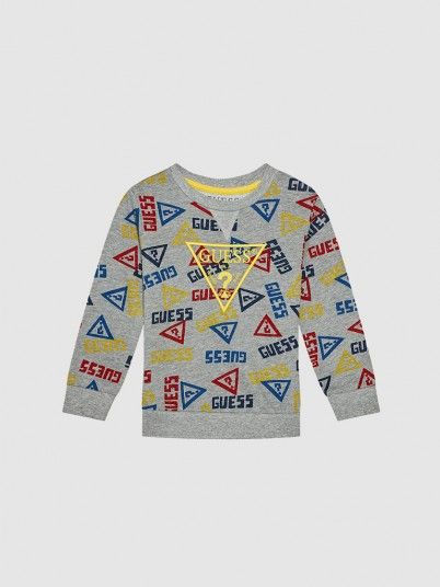 Sweatshirt Menino Active Guess