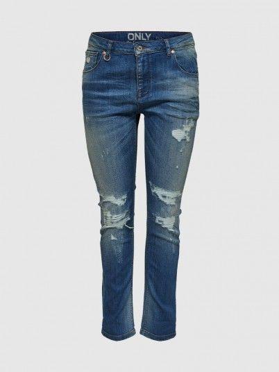 Gemma Girlfriend Dnm Jeans Rea5060