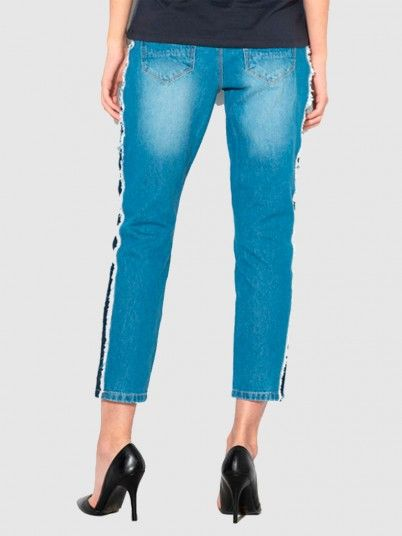 Jeans Mulher Lima Only