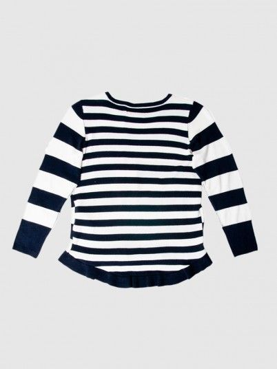 Knitwear Girl Navy Blue Only
