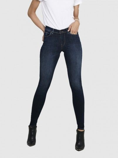 Jeans Mulher Shape Only
