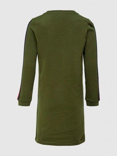 Dress Girl Green Only