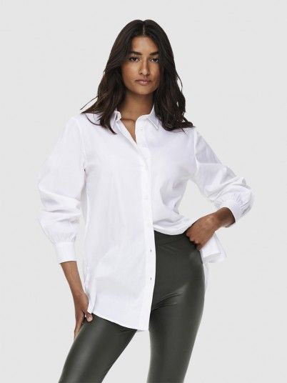 Shirt Woman White Only