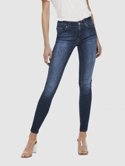Jeans Mulher Blush Life Only