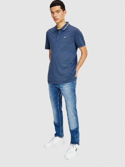 Polo Homem Regular Tommy Jeans