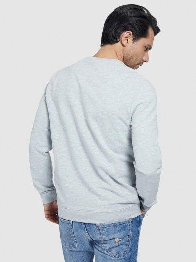 Sweatshirt Homem Audley Guess