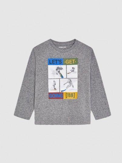 Sweatshirt Boy Grey Mayoral