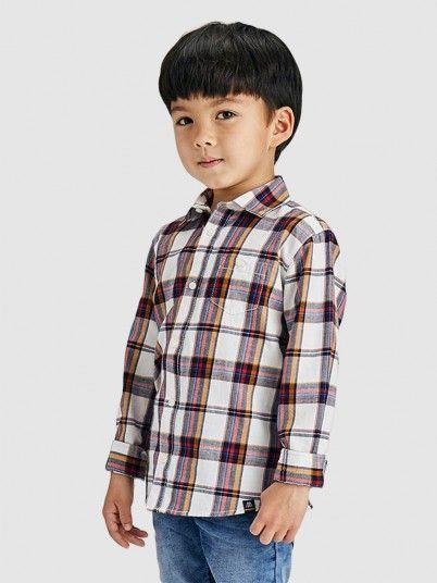 Shirt Boy Chess Mayoral